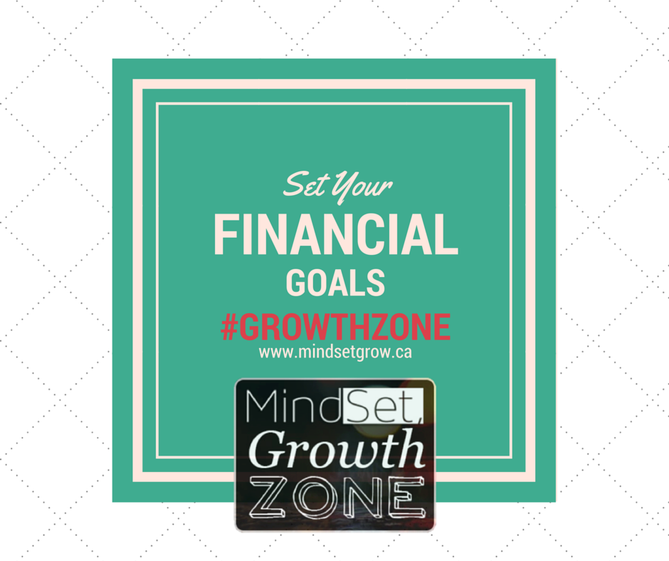 Financial Goals: Financial Literacy Month